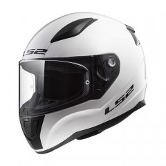 Kask integralny LS2 FF353 Rapid Solid White