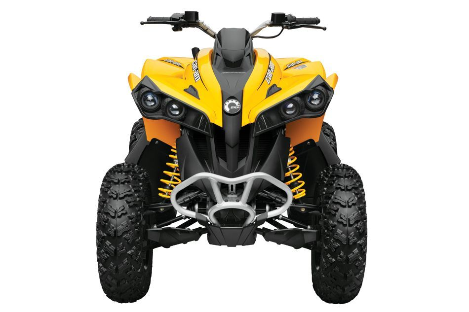 quad can am 800ccm renegade 800. Black Bedroom Furniture Sets. Home Design Ideas