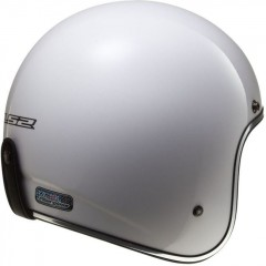 Kask otwarty LS2 OF583 Bobber Solid White