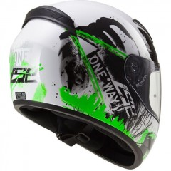 Kask integralny LS2 FF352 Rookie One Green