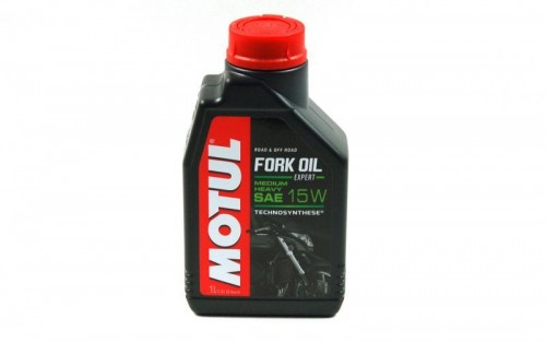 Olej do zawieszeń Motul Fork Oil Medium/Heavy SAE 15W 1L