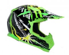 Kask cross/enduro Naxa C8C