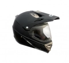 Kask cross/enduro Naxa CO2B Czarny mat