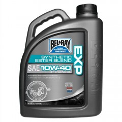 Olej BEL-RAY EXP Synthetic Ester Blend 4T 10W-40 4L