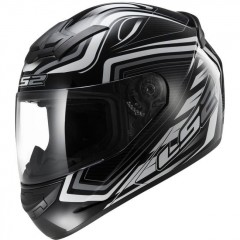 Kask integralny LS2 FF352 Rookie Ranger Black White