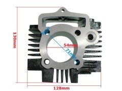 Cylinder 54,00mm 4T 125cc quad ATV 125 (komplet)