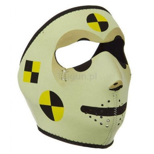 Maska neoprenowa Zanheadgear Crash Test Dummy