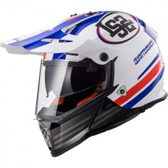 Kask cross/enduro LS2 MX436 Pioneer Quarterback