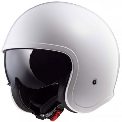 Kask otwarty LS2 OF599 Spitfire Solid White