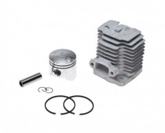 Cylinder 44,00mm 60cc 2T do mini quad, Pocket Bike (komplet) nowa wersja