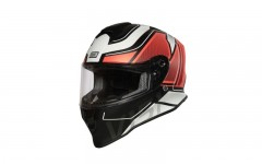 Kask integralny Origine Dinamo Galaxi Matt Fluo Red Black /L/