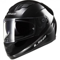 Kask integralny LS2 FF320 Stream Solid Black