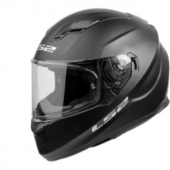 Kask integralny LS2 FF320 Stream Solid Matt Black