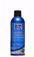 Preparat Bel-Ray molylube spray coating 400ml