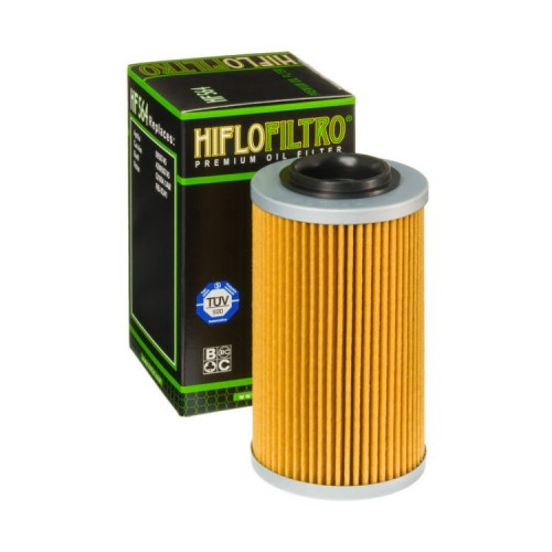 Filtr oleju HifloFiltro HF564 do Aprilia RSV 1000 / Buell CR 1125, R 1125 / Can-Am Spyder 1000
