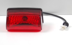 Lampa tylna do motoroweru Barton Fighter 2