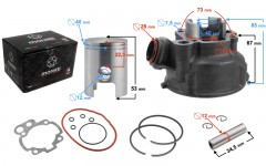 Cylinder 37,00 2T 50cc Moretti do AM6